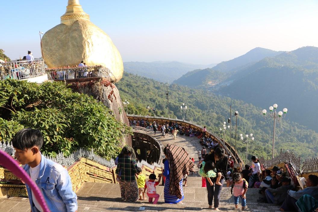 ミャンマーの写真