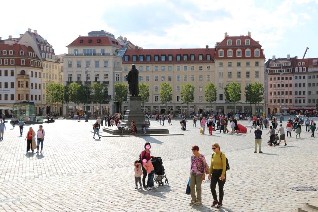 ノイマルクト広場